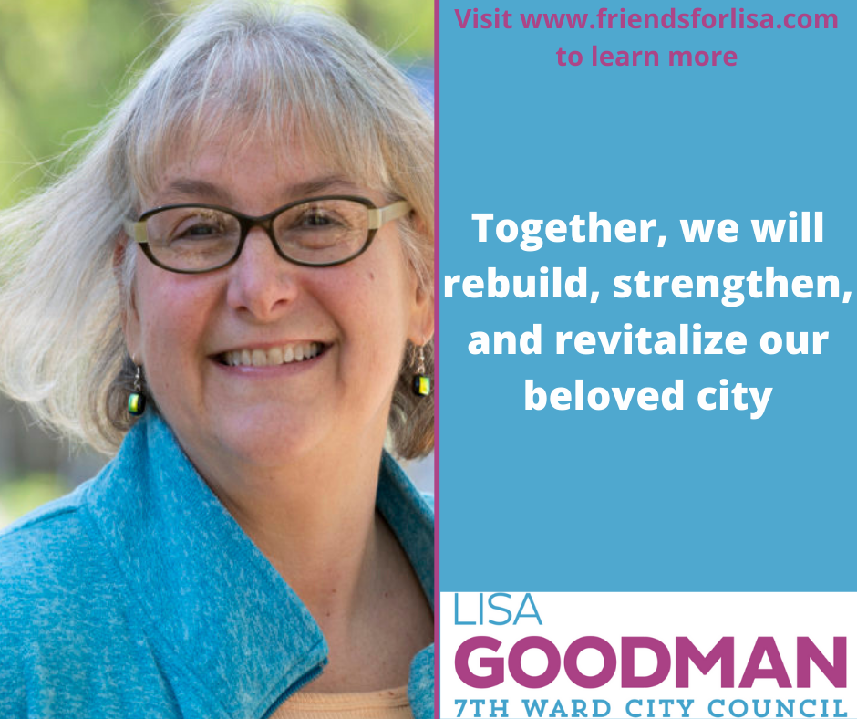Yesterday Lisa announced she is running for the Oaklands Ward. You, and others o