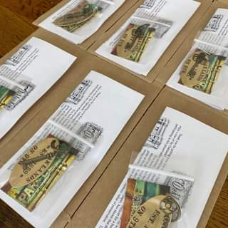 Boy-oh-boy! Here they come! Oakland tours are in the mail! You will be getting y